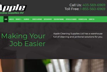 Apple Cleaning Supplies