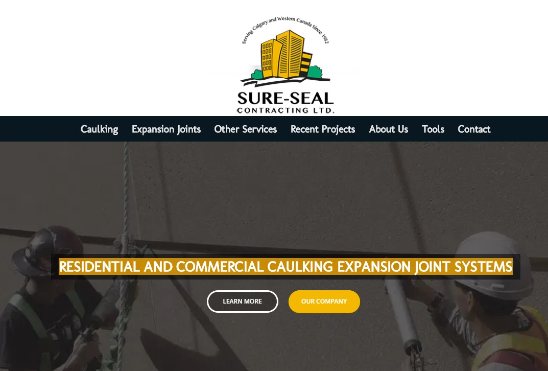 Sure-Seal Contracting Ltd.